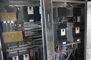 Система управления на частотном приводе портального крана